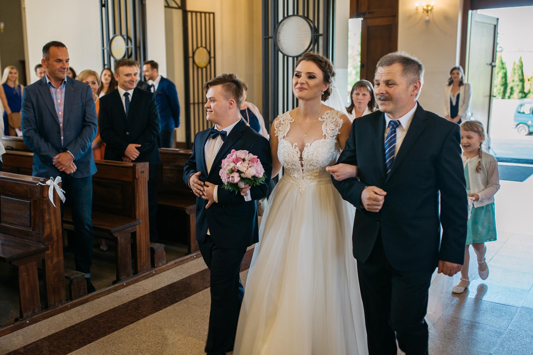 ślub_weronika i łukasz_ wisienka na torcie