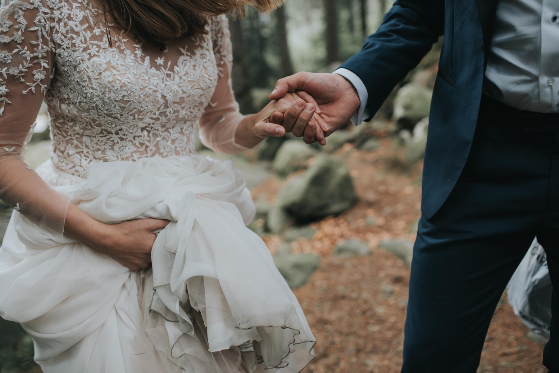 sesja poślubna_sesja plenerowa_wisienka na torcie_karpacz_ania i przemek