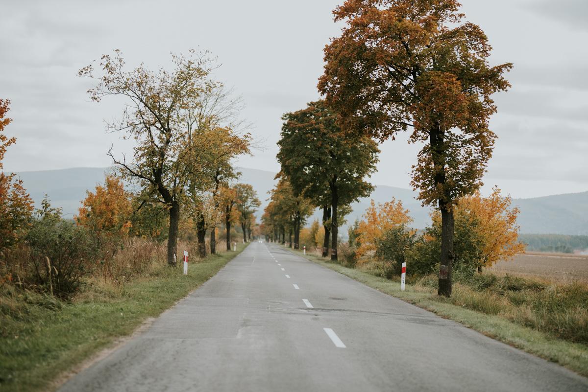 wesele _ złoty jar _ wisienka na torcie _ jesień _ wesele w złotym jarze _ złoty stok _ marta i thilo