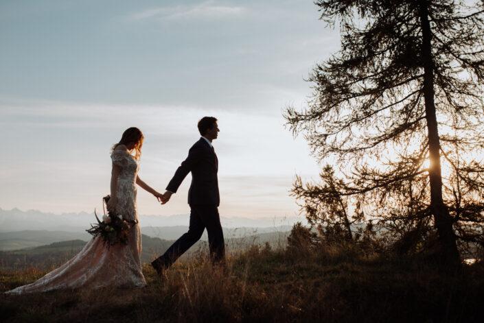 ślub we dwoje_ wisienka na torcie_ sesja ślubna w górach _ ślub humanistyczny