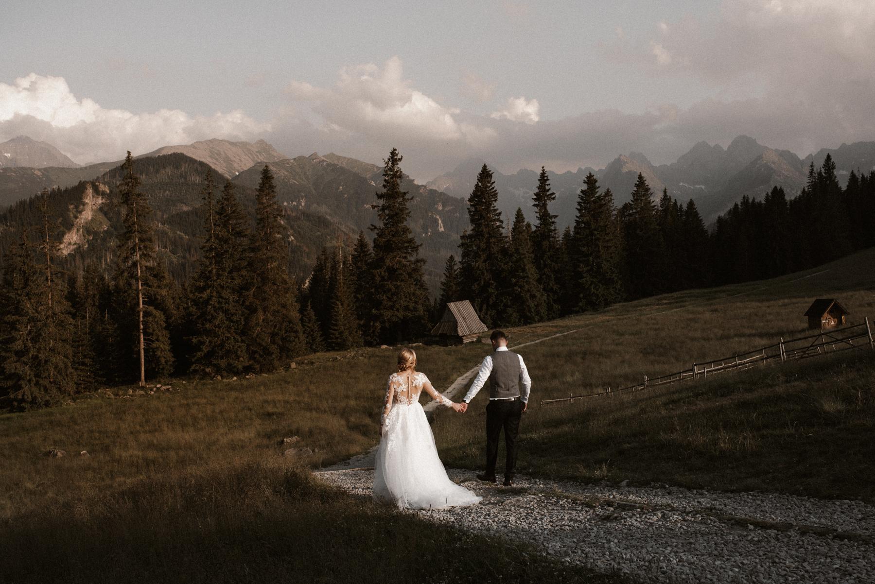 rusinowa polana, tatrya, sesja w górach, wisienka na torcie, tatrzański park narodowy